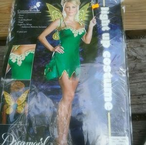 NWT  pixie lust adult costume